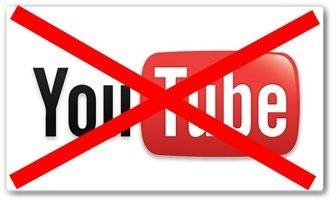 Youtube 表示されない