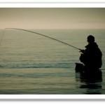 魚をもらうだけでも、釣り方を学ぶだけでもいけない