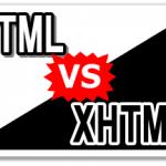 【質問回答】HTMLとXHTMLはどちらがSEO効果が高い?